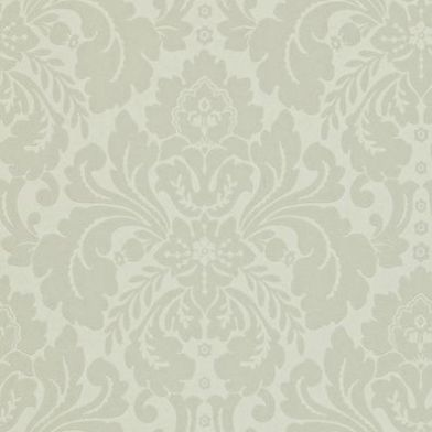 Richmond (212147) - Sanderson Wallpapers - Richmond is a classic, medium scale damask that has been designed as an easy background to any scheme. Shown here in turtle dove - more colours are available. Please request a sample for true colour match. Paste-the-wall product.