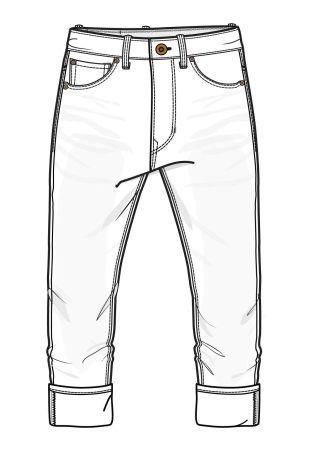 Long Jean Shorts Mens
