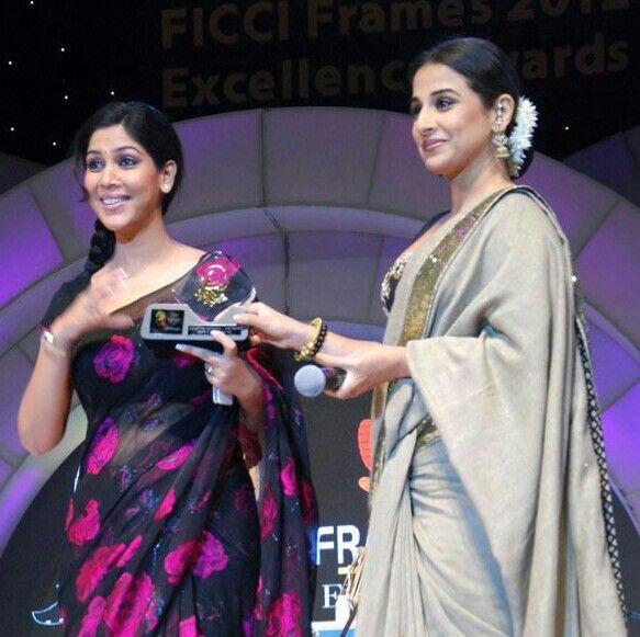 Sakshi Tanwar  and Vidya balan