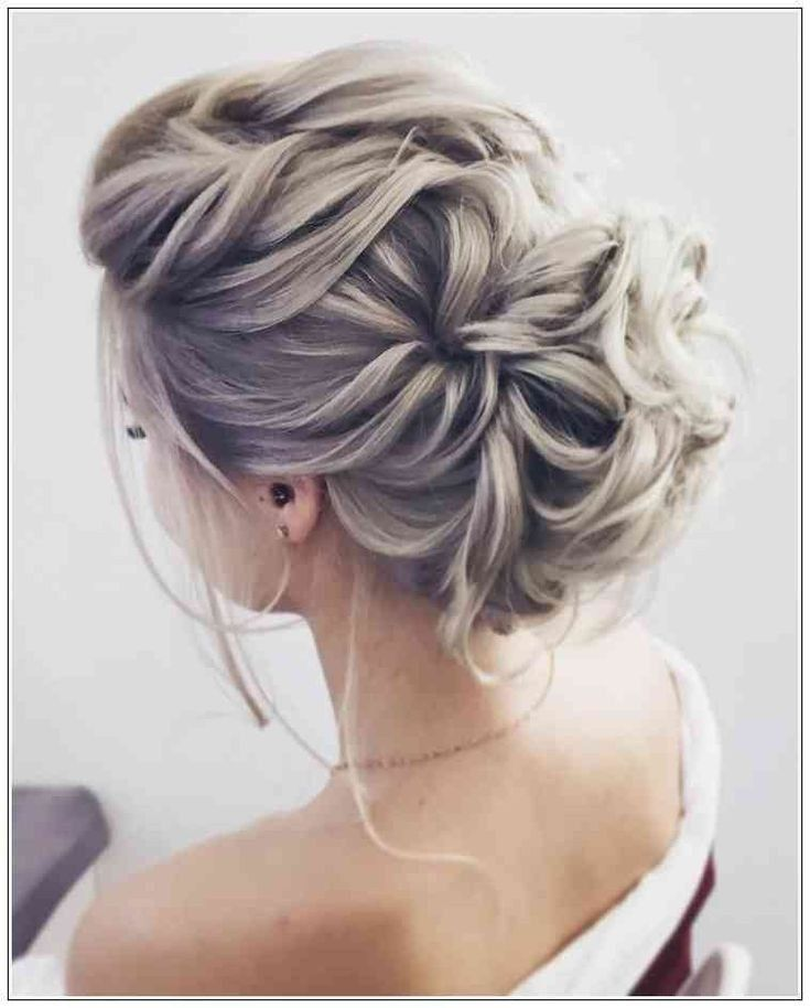 61 Easy Prom Hairstyles For Long Hair And Short Hair Elegant Ideas Lifestyle Woman 2019 28 Easy Hair Updos Romantic Updo Hairstyles Medium Hair Styles