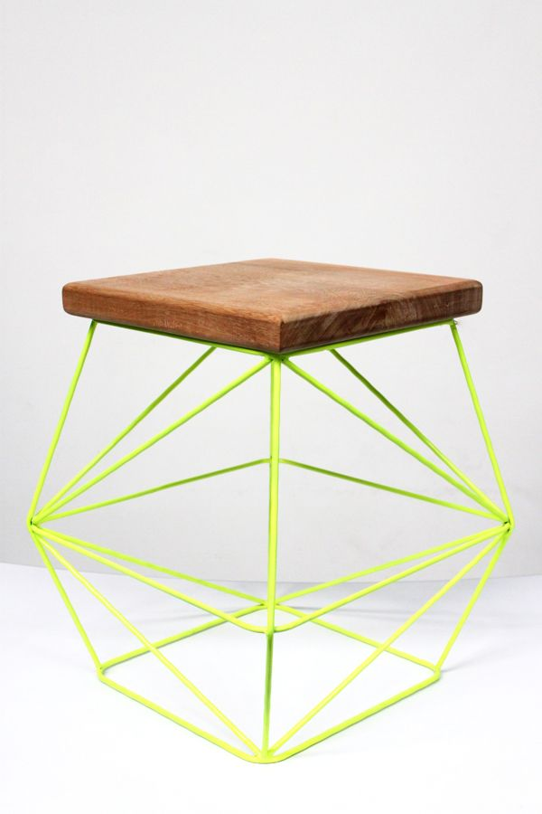 Butaco ESCALENO/ ESCALENO stool 2013 by 5 am , via Behance