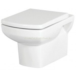 Sanotechnik NERO fali WC