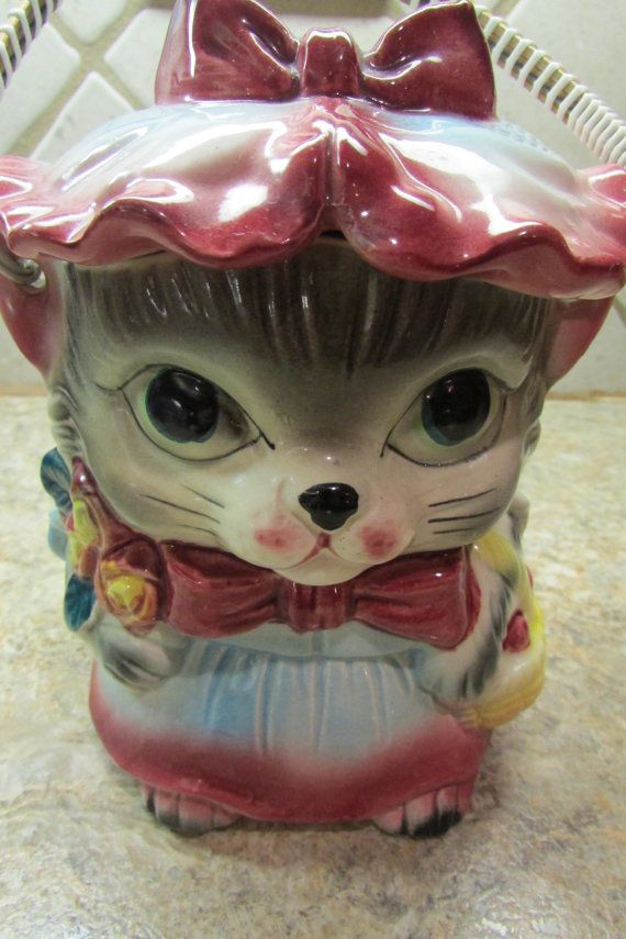 1248 Best Images About Cookie Jars On Pinterest Jars