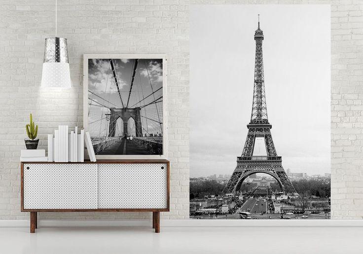 Paryż, Wieża Eiffel - fototapeta | Sklep ePlakaty.pl