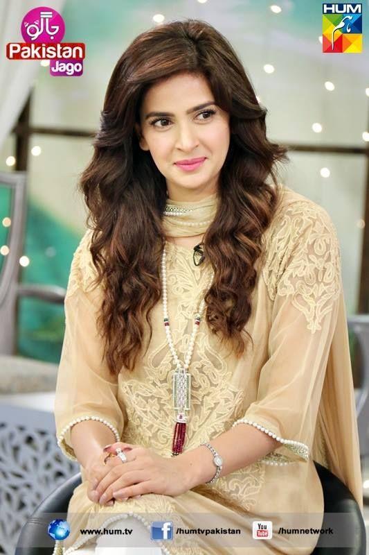 #sabaqamar promoting sangat drama in jago pakistan jago