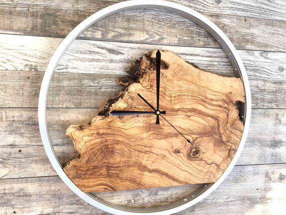 20 Grosse Wanduhr Holz Wanduhr Uhren Fur Wand Einzigartige