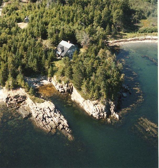 Beach House Rentals New England: Bailey Island, Maine (I've Been Here!)