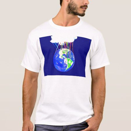Internet Cloud T-Shirt - click/tap to personalize and buy
