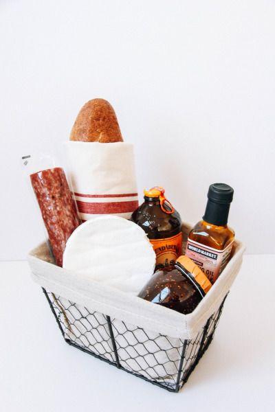 263 best easter images on pinterest rezepte easter brunch and a modern easter basket three ways negle Choice Image