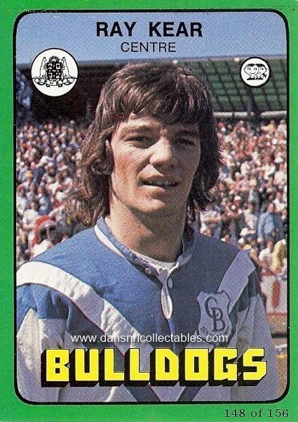 1978 148 Canterbury Bulldogs