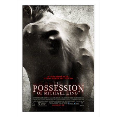 The Possession Of Michael King Dvd Walmart Com In 2021 Full Movies Letting Go Of Him Film Books
