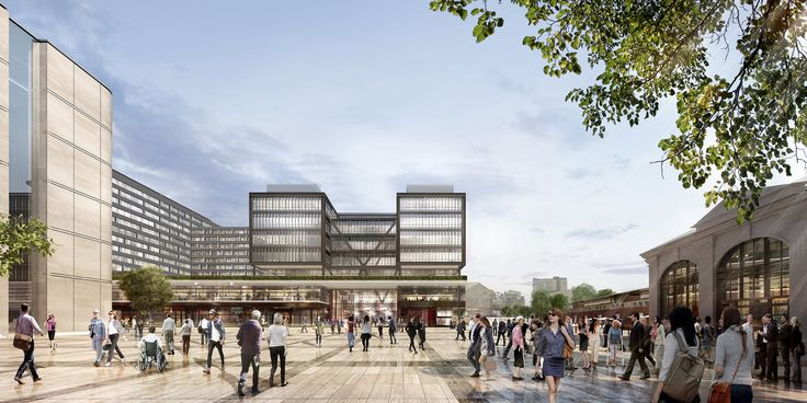 Foster + Partners submits Cardiff bus interchange scheme https://www.architectsjournal.co.uk/news/foster-partners-submits-cardiff-bus-interchange-scheme/10015201.article #architecture