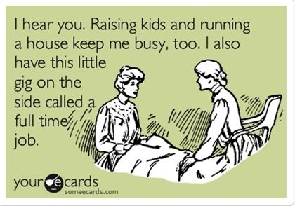 single working mom!!! - Click image to find more Humor Pinterest pins