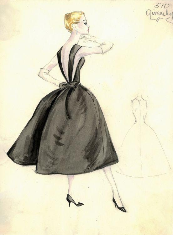 Вечерние платья от Bergdorf Goodman (трафик) / История моды / Своими руками - выкройки, переделка одежды, декор интерьера своими руками - от ВТОРАЯ УЛИЦА
