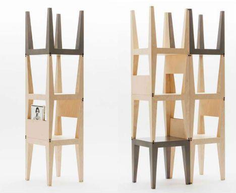 Flip, Stack and Connect: Creative Custom Furniture Set    Read more: http://dornob.com/flip-stack-and-connect-furniture-set-creates-custom-arrangements/#ixzz2TEVUQIQ5