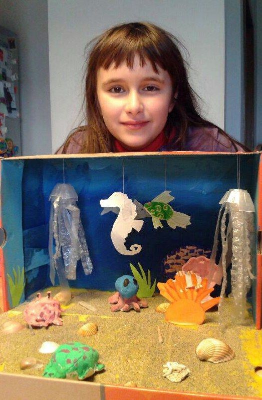 25  best ideas about ocean diorama on pinterest