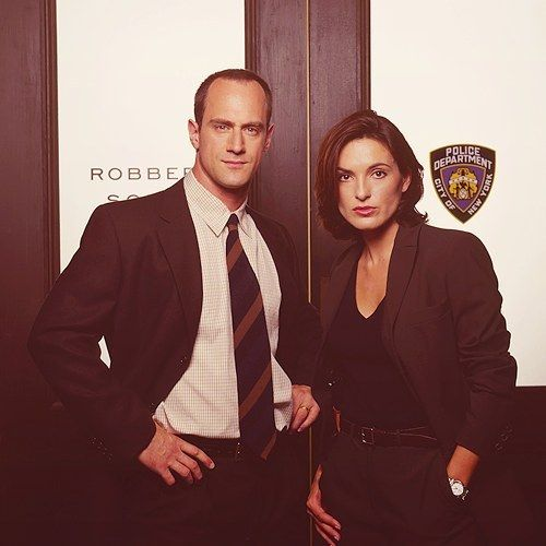 Fact: Olivia Benson and Elliot Stabler had one of the best procedural drama partnerships around.