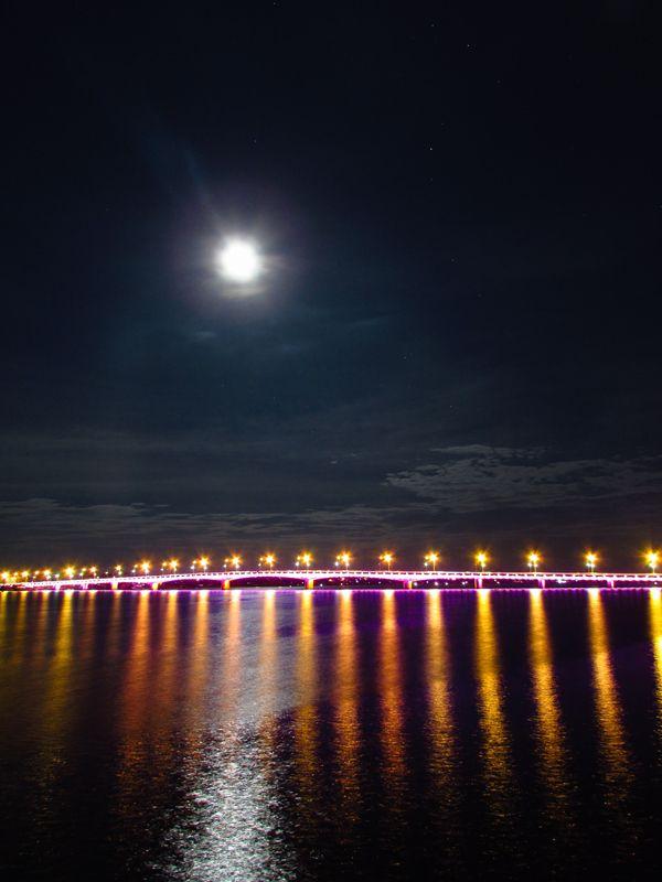 Nhat Le Bridge, Dong Hoi, Vietnam Copyright: Tarek Fahmy