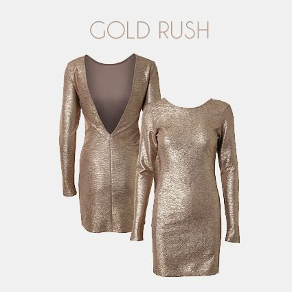 I'm a #GoldDigger shop online @ bube-dame.com