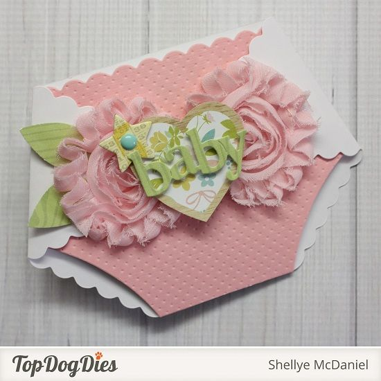 Papered Cottage by Shellye McDaniel: Shabby, Baby!