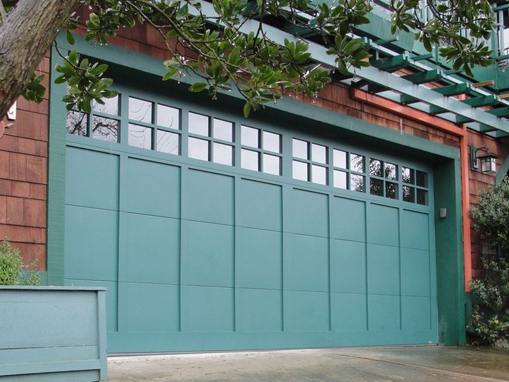 13 best images about exterior ideas for our red brick for South bay garage door repair