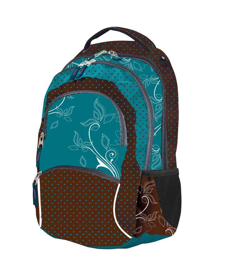 School Bag Dots/ Školní batoh Dots