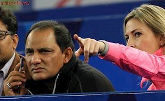 Mohammad Azharuddin's nomination for HCA President rejected
