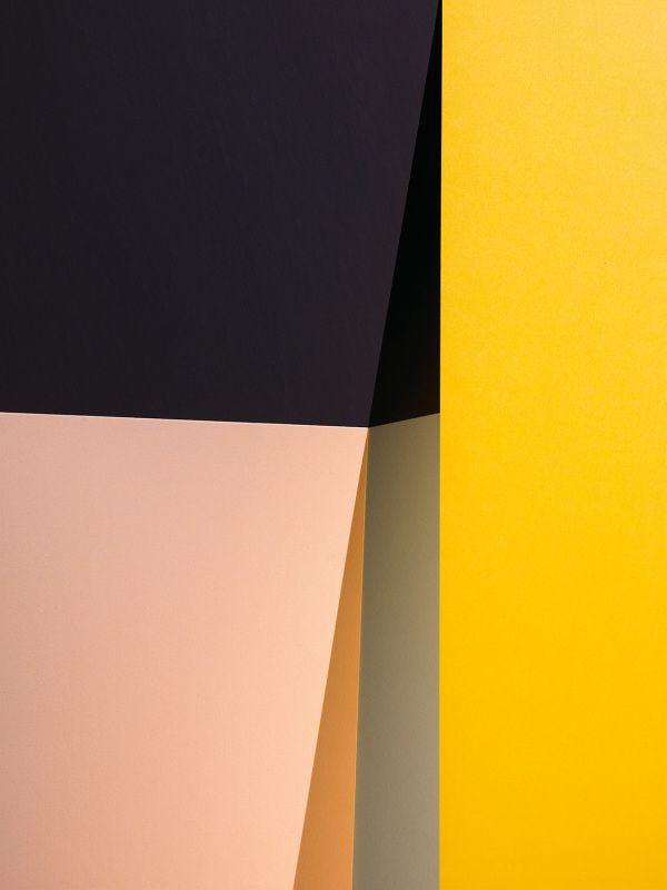 Carl Kleiner #hue #colour #graphic #shapes