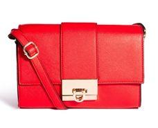 Red Crossbody Bag #dftd #love #vday #valentinesday #fashion