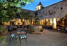 The Luna Convento Hotel ~ Amalfi Italy. One of the most beautiful & peaceful places I've been too!