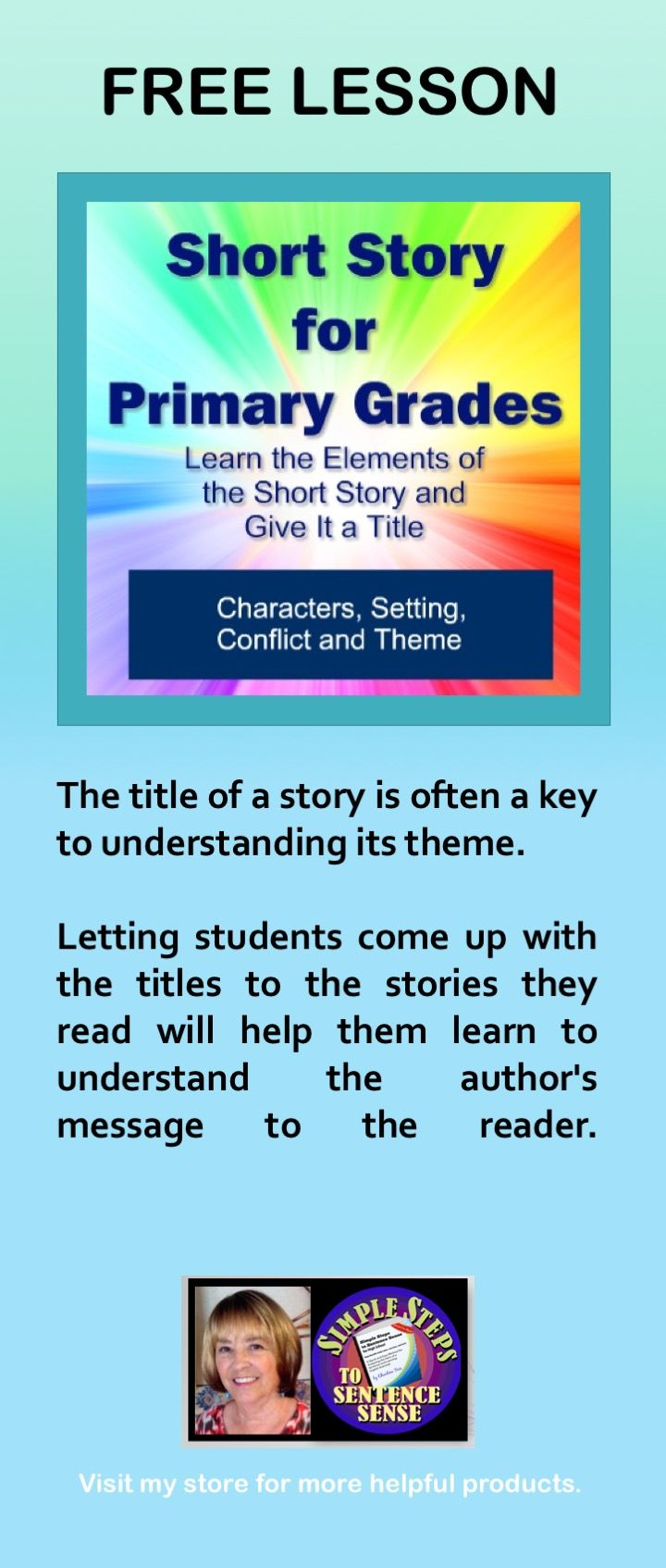 13 best Elementary Writing images on Pinterest | Learning resources ...
