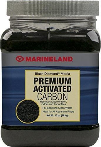 Marineland PA0371 Black Diamond Activated Carbon 10-Ounce 283-Gram
