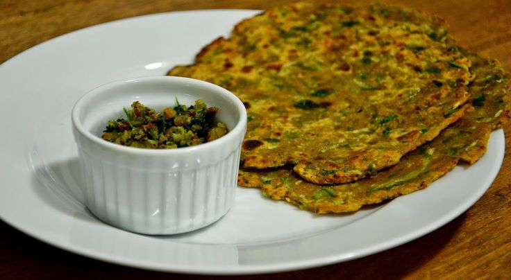 how to make cucumber paratha