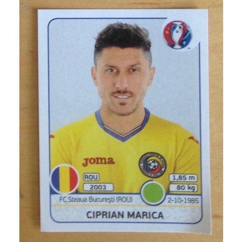 Football Soccer Sticker Panini UEFA Euro 2016 #68 Romania