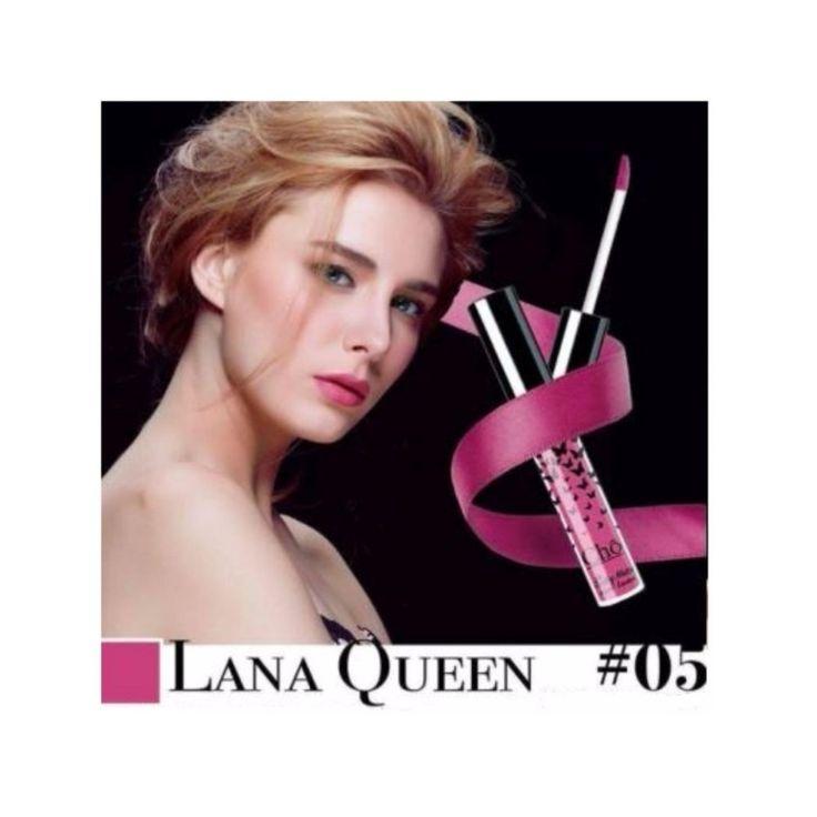 เราขอแนะนำ Cho Silky Matte Liquid Lipstick ลิปสติกจิ้มจุ่ม เนื้อแมท เนย โชติกา #05 Lana Queen สีชมพูอมม่วง ( 1 แท่ง ) ราคาถูก