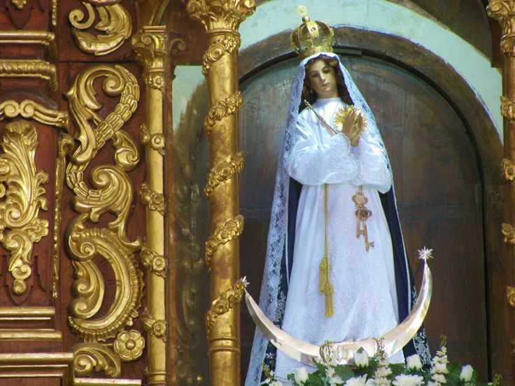 Our Lady of Izamal, the Patroness of the Yucatan