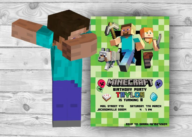Best 25 minecraft invitations ideas on pinterest mind craft minecraft birthday minecraft invitation lego party lego invitation minecraft party lego solutioingenieria Images