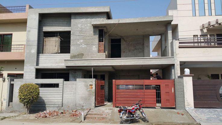 Project :10 Marla HouseYear:2014Design:Zee Eem / Design Arch Studio