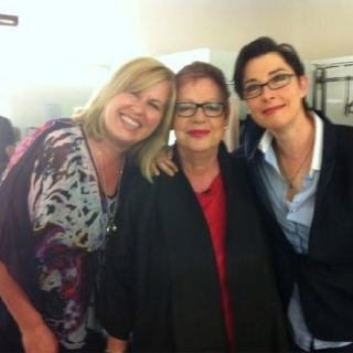 Lisa Tarbuk, Jo Brand & Sue Perkins