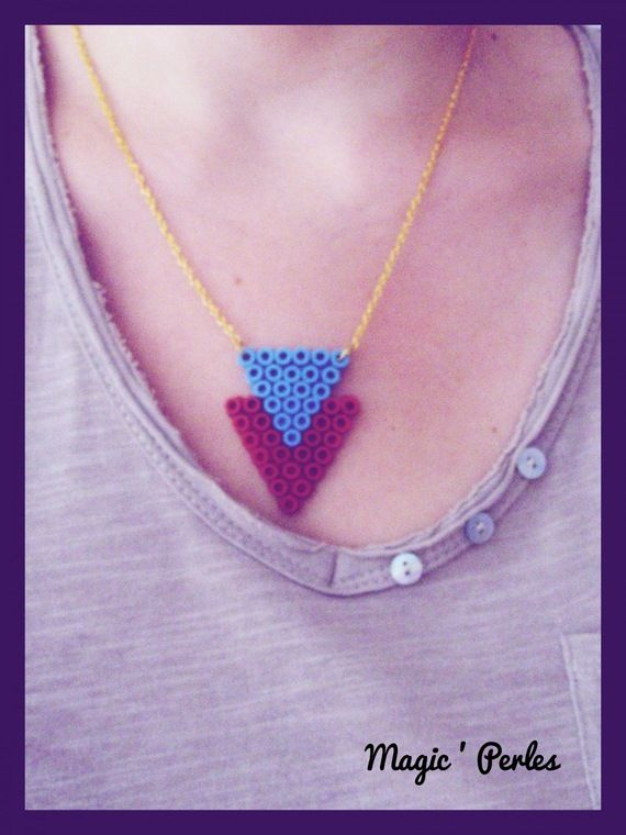 sandylandya@outlook.es  Collier style Ethnique collection Automne. Perles par magic-perles sur ALittleMarket