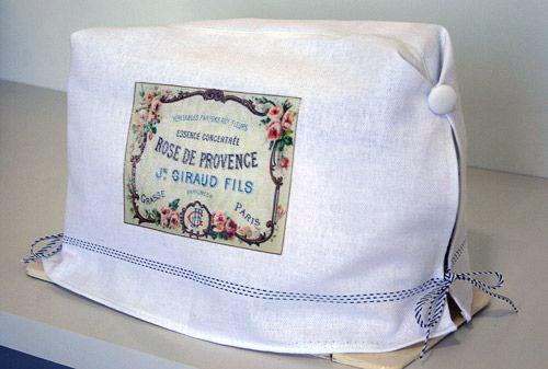 Capa para Máquina de Costura - PAP