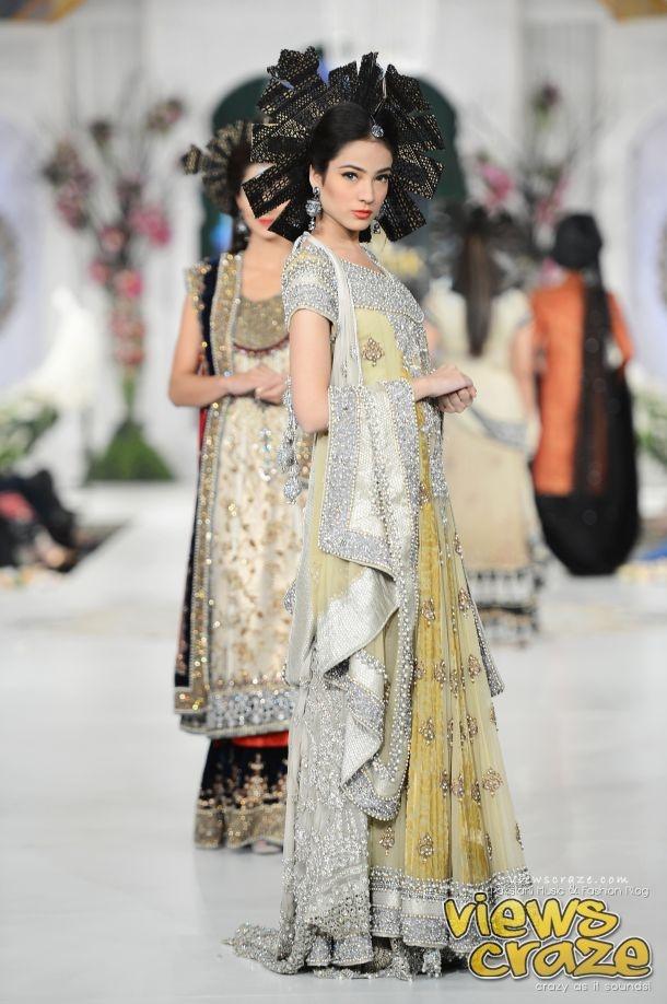 Pakistani Bridal Couture 100%