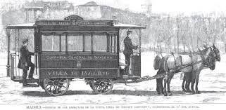 El Tranvía de Madrid fue un medio de transporte que funcionó en la capital durante un periodo de cien años. En 1871 empezó a funcionar el primer tranvía de la España peninsular, en Madrid. En 1879 la línea de tranvía Madrid-Leganés, empieza a funcionar con tracción de vapor y en 1899 funciona la primera línea electrificada. Su funcionamiento se mantiene hasta que, el 1 de junio de 1972, desaparecen las últimas líneas.
