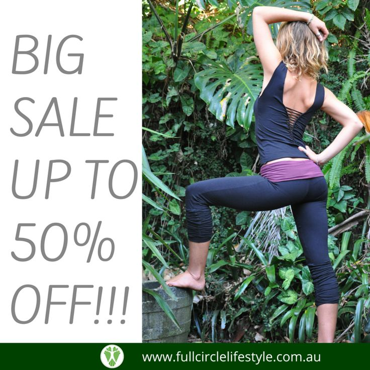 I made a big decision. I've decided to sell off all my comfortable, elegant clothing, yoga wear & tribal jewellery (bone, horn & wood) == UP TO 50% OFF!! :) == to solely focus on my passion & purpose: my one-on-one healing & life coaching sessions, workshops & eCourses!  Go to http://www.fullcirclelifestyle.com.au/store/c21/All_Clothing_%26_Jewellery_Products.html for some amazing deals! Be quick, only whilst stocks last! :)