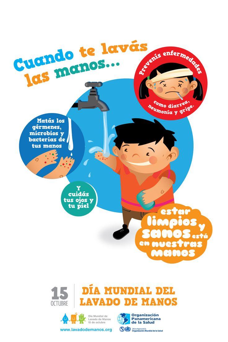 La celebración del Día Mundial del Lavado de Manos empezó en 2008 como iniciativa de la Alianza Global, que es un grupo de organizaciones internacionales establecida en 2001, c...