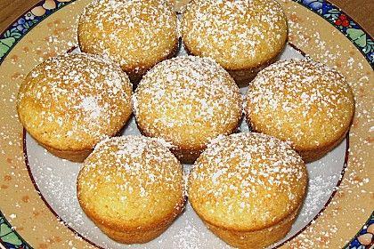 Mini - Apfelmus - Muffins (Rezept mit Bild) von tortoise | Chefkoch.de