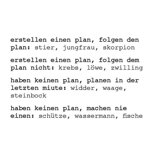Wassermann - stimmt