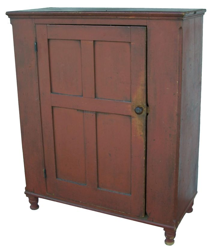Early 19th century Lancaster County Milk Cupboard