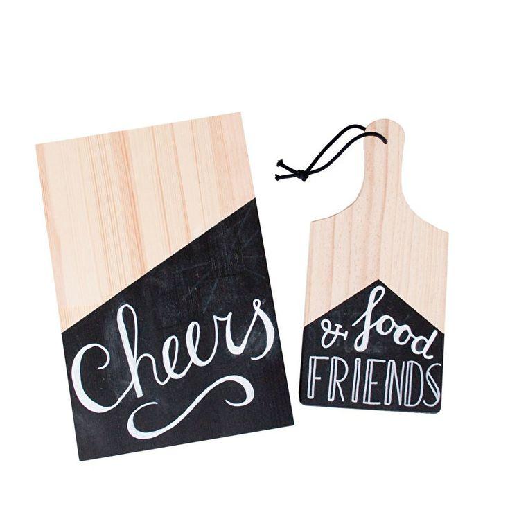 Maak je eigen stoere snijplank met dit complete DIY-pakket. Op werkdagen voor 21.00 uur besteld, de volgende dag in huis.