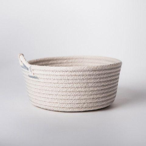 Rope bowl for storage | Design Quarter, Auckland, NZ
